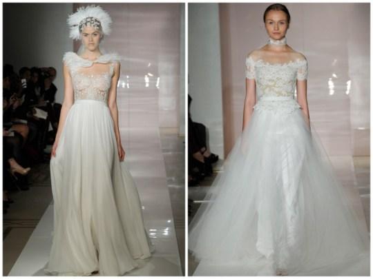 Reem Acra Bridal Collection