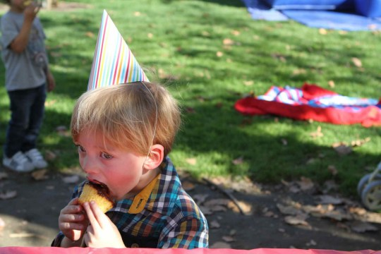 Charlie's 3rd birthday   Oh Lovely Day