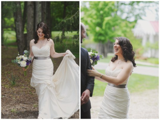 Handmade Ombré Wedding | Amy Carroll Photography & Heyday Event Lab on Oh Lovely Day