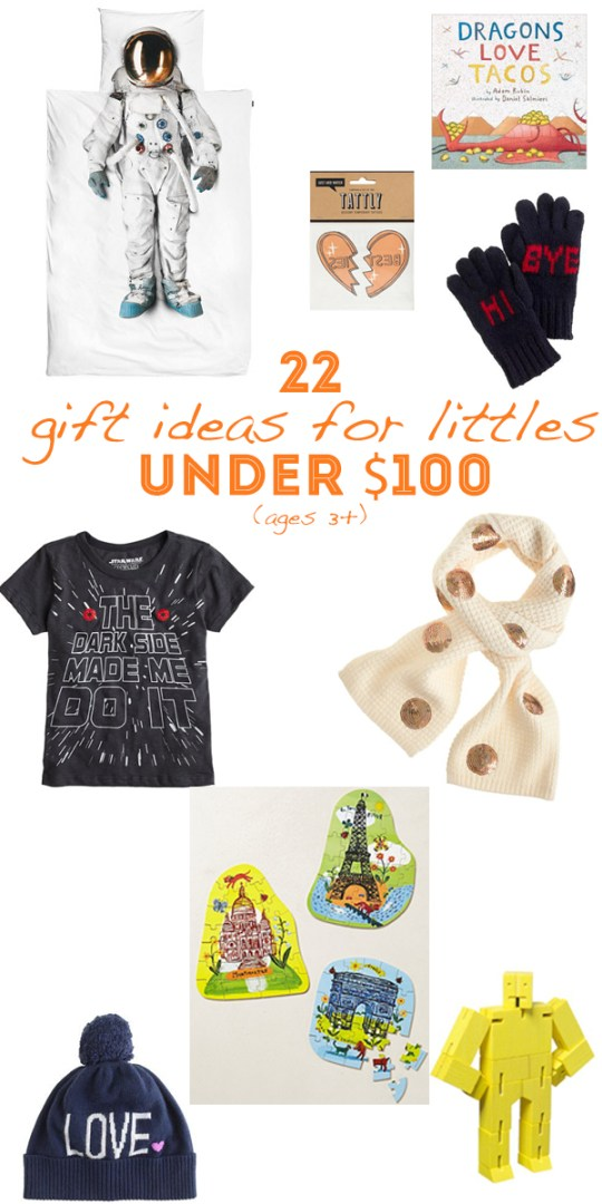 Holiday Gift Guide For Littles | 22 gifts your kiddo (age 3 and up) will love | Oh Lovely Day
