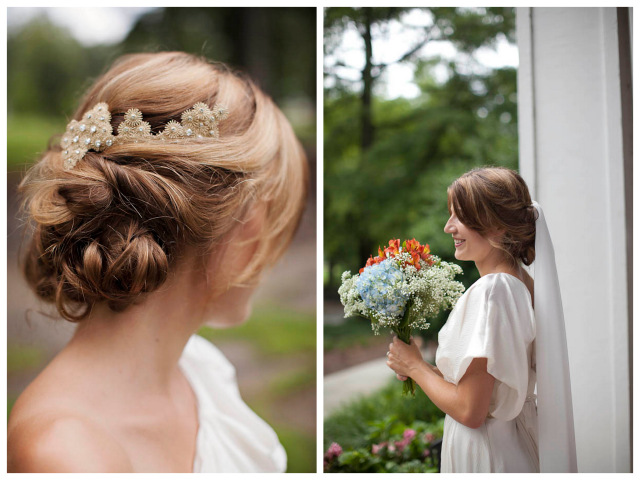 Dreamy Bridal Shoot   Jessica Arden Photo & Hushed Commotion on Oh Lovely Day