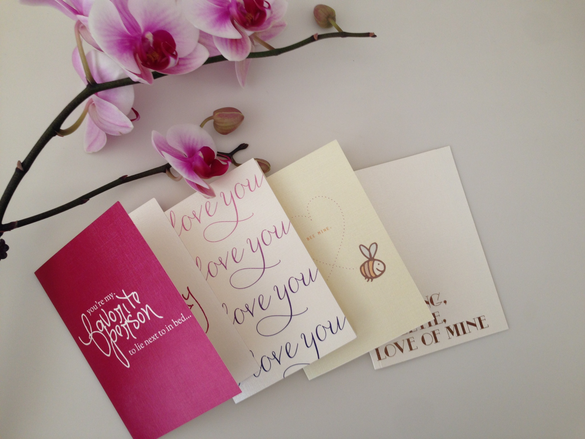 Free Valentine's Day Card Printables   KM Paperie on Oh Lovely Day