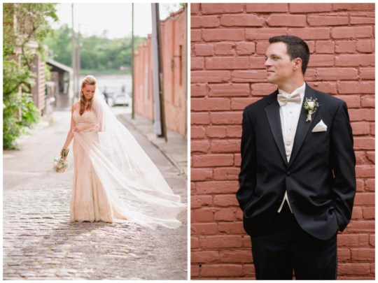 Rustic Southern Wedding | Caroline Lima Photography