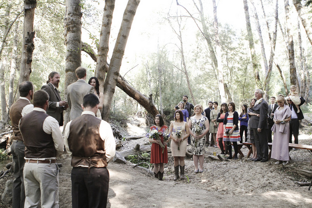 Summer Camp Wedding   Jennifer Roper Photography
