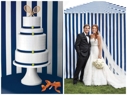 Martha Stewart Weddings Spring Real Weddings Special Issue Sneak Peek | Oh Lovely Day