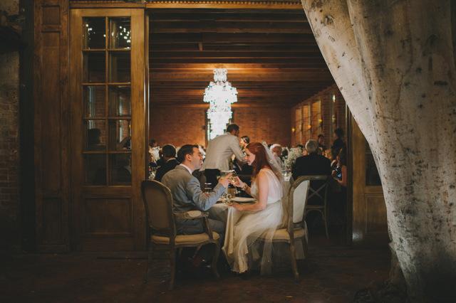 Old Hollywood Wedding | Heidi Ryder Photography