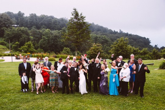 North Carolina Mountain Wedding | Jen Yuson Photography | Oh Lovely Day