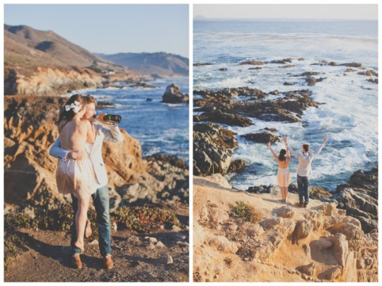 Big Sur Elopement   Evynn LeValley Photography   Oh Lovely Day