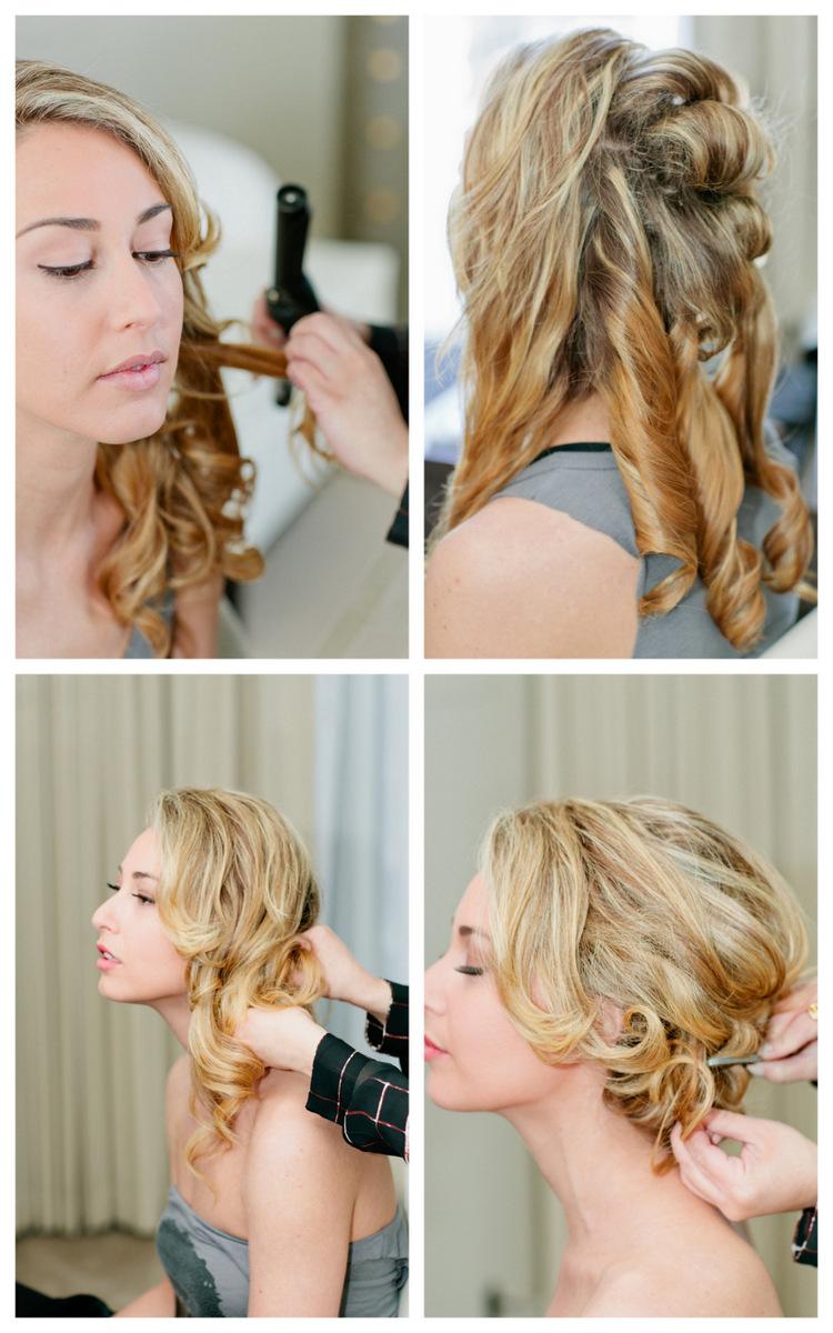 Vintage Beauty Tutorial | Photos by Cassandra Photo; Hair & Styling by Maritza Buelvas; Makeup by Brenda Arelano