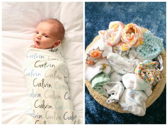 Calvin's California-Inspired Indigo Nursery   designed by Oh Lovely Day