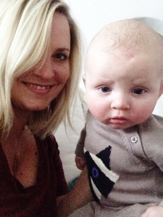 Dealing with postpartum issues | Oh Lovely Day