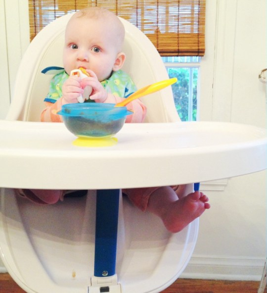 baby's first foods | Oh Lovely Day