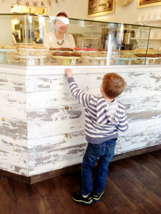 Oh Lovely Day's Favorite Places in LA: Milk Jar Cookies