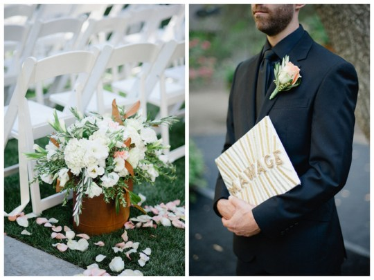 Relaxed Malibu Wedding | Hazelnut Photography, You and Me Events, Kate Baker Florals, Kacee Geoffroy, Calimigos Ranch, & Vanilla Bake Shop | Oh Lovely Day