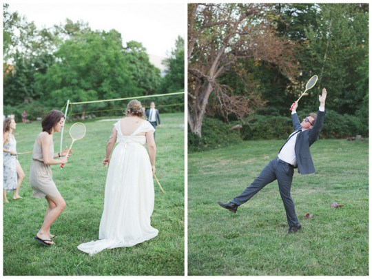 Summer Backyard BBQ Wedding | Juliet Ashley Photography on Oh Lovely Day