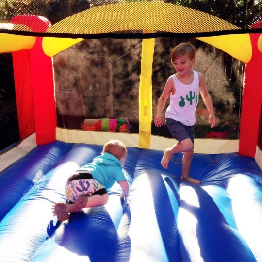 Calvin's First Birthday Fiesta | Oh Lovely Day