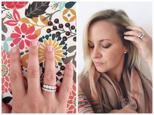 How to Style Milestone Jewelry | Oh Lovely Day