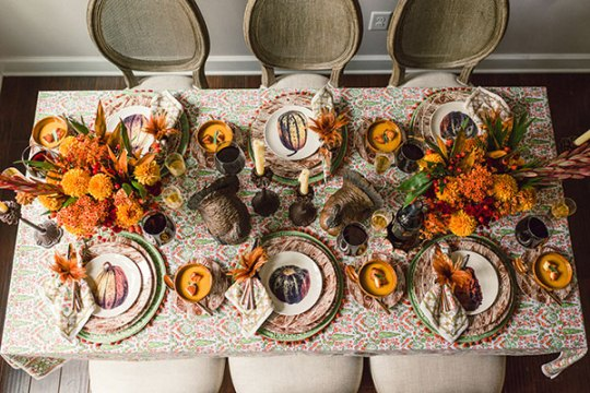 Tips for Hosting Thanksgiving | Oh Lovely Day for Momtastic | photo by Rustic White via Waiting on Martha