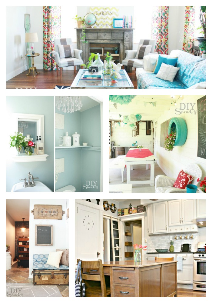 DIYShowOff Home Tour