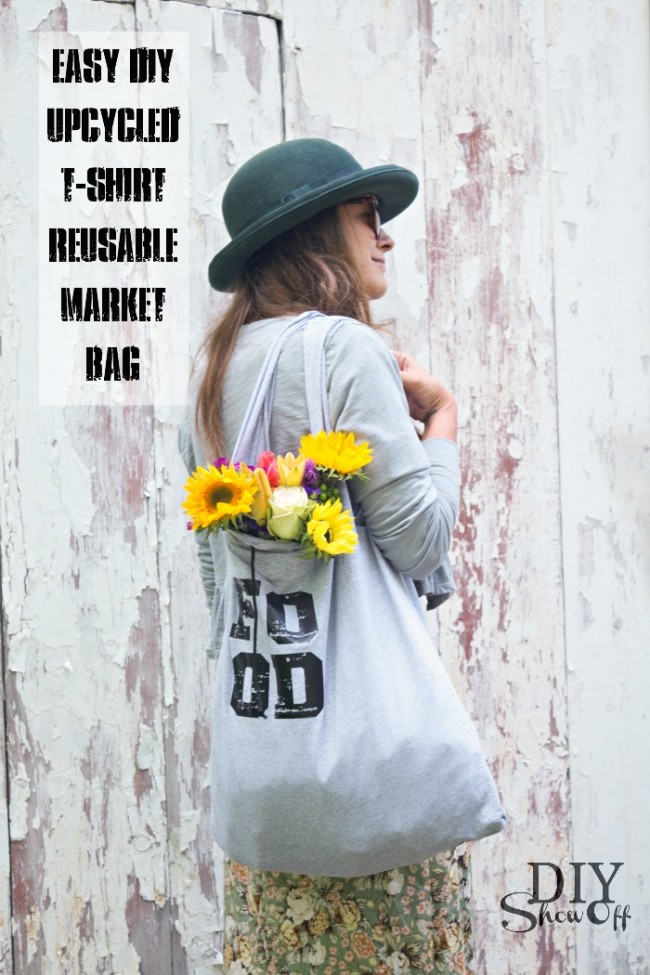 EASY-DIY-UPCYCLED-TSHIRT-REUSABLE-MARKET-BAG