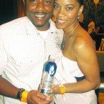 Eric Fears of Victory H2O and his lovely wife