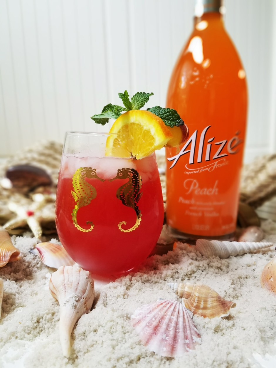 Alize Peach Passion