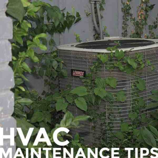 ADULTING  //  HVAC MAINTENANCE TIPS