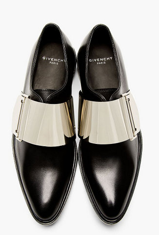 Men's Black Shoes top brands Givenchy