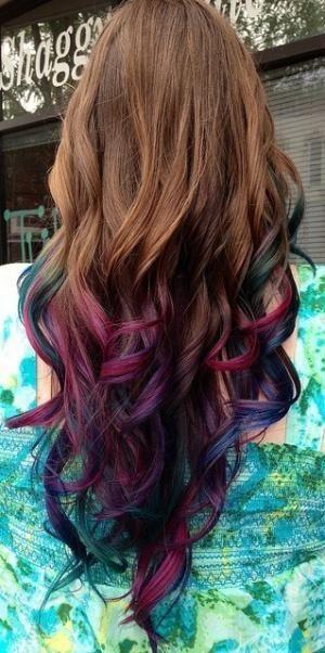 Hair colour trend 2016