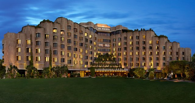 5 star hotels in Delhi, India