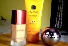 lakme skin care
