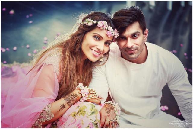 Biapasha basu Wedding Photos