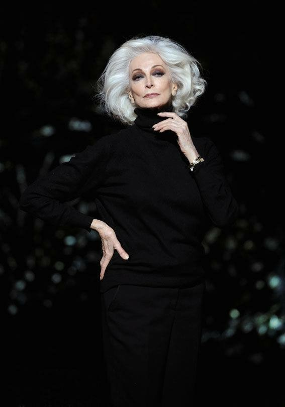 Top Model Carmen Dell'orefice