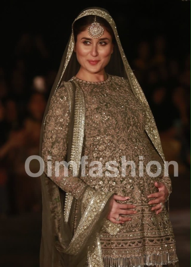 Kareena kapoor For Sabyasachi