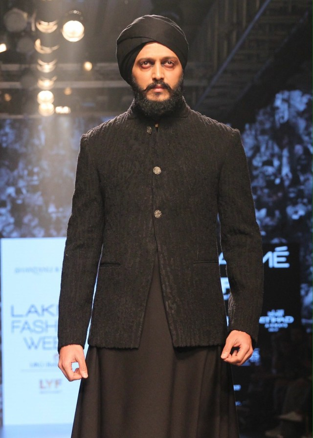 Celebrities Lakme Fashion Week