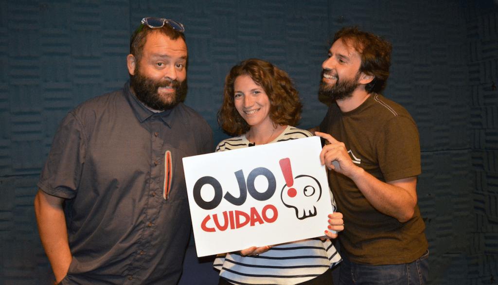 Invitados programa 5 ojo cuidao #ojocuidao