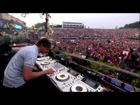 Martin Solveig Live @ Tomorrowland 2013 [HD]