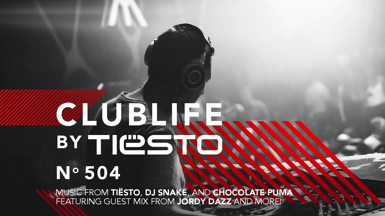 ClubLife by Tiësto Podcast 504 – First Hour