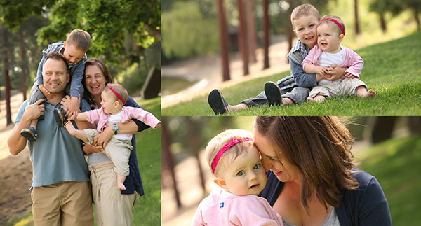 Family Portraiture in Kelowna