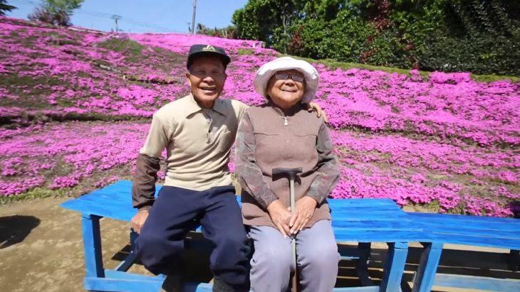 JAPONES planto Flores a su Ciega Esposa DEPRESIVA
