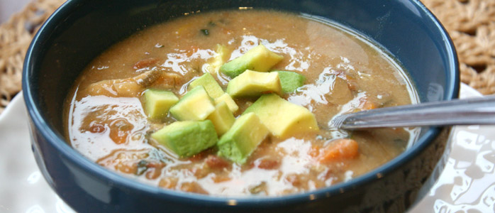 Paleo Red Chicken Chili