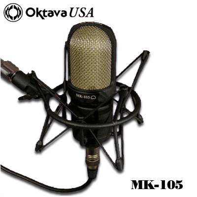 Oktava Large Diaphragm Mics