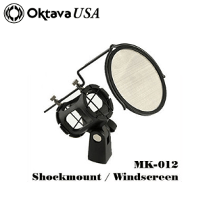 MK-012 Shockmount and screen