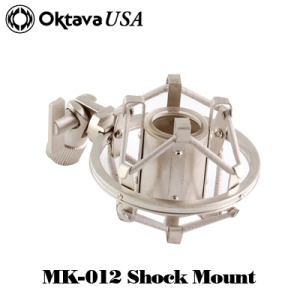 MK-012 shockmount silver