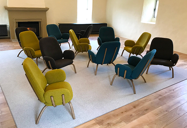 Bourglinster Pebbel Chairs