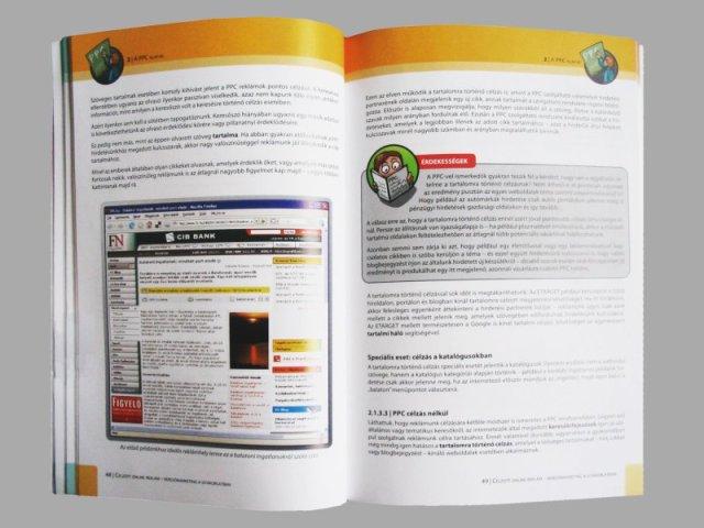 célzott online reklám című könyv