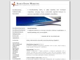 Search Engine Marketing Bt.