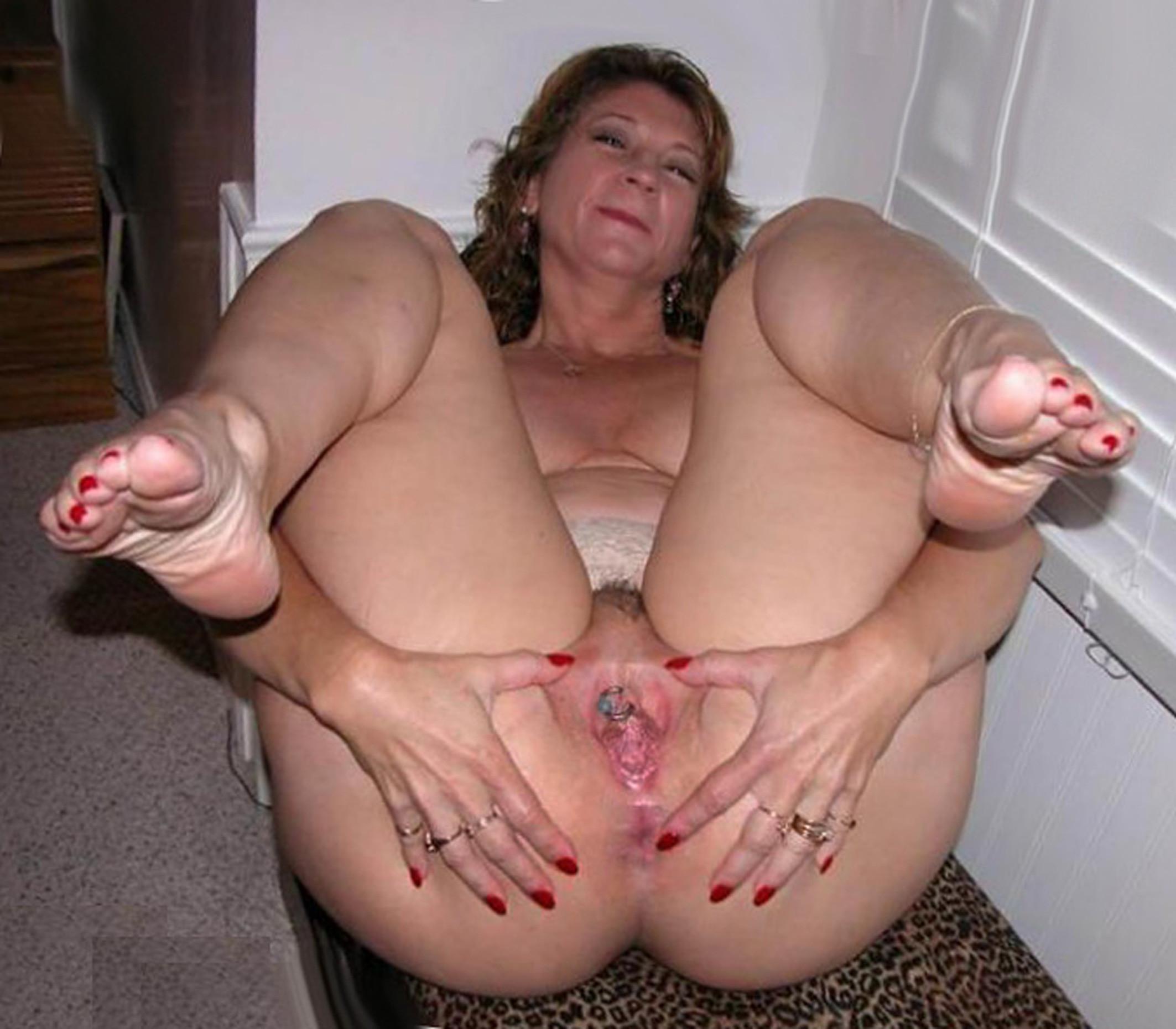 fat chubby bbw pussy spread