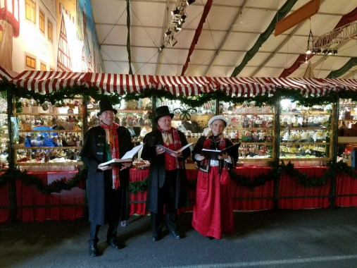 Christkindlmarkt, Bethlehem, PA