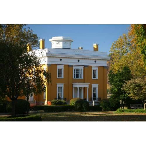 Medium Crop Of Greek Revival House